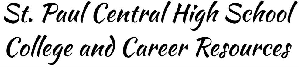 St. Paul Central College and Career Resources