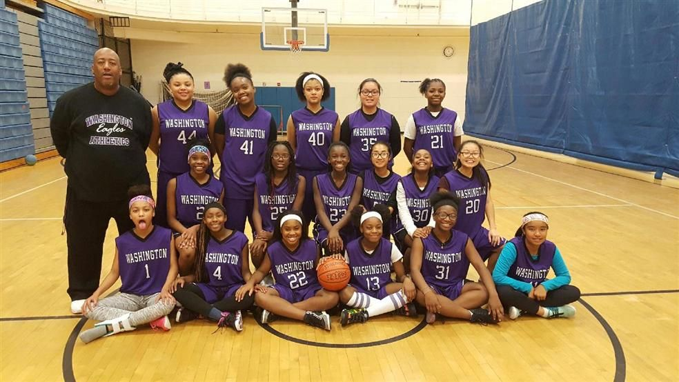 Eagles Junior High Girls' Basketball