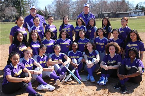HS Girls' Softball