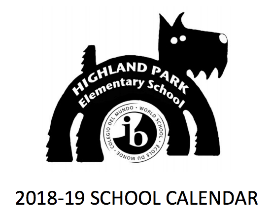 Highland Park Elementary School / Homepage