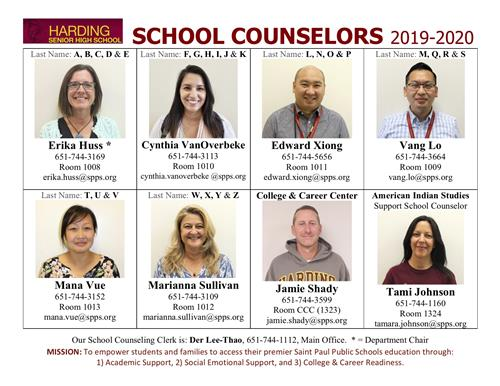 Counselor Directory