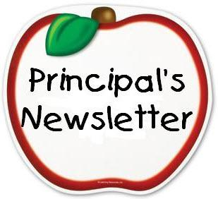 Image result for principal's newsletter