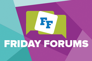 Friday Forum logo
