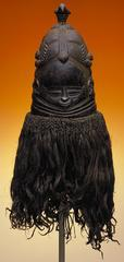 Sande Society Mask (Minneapolis Institute of Art)