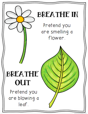 Mindful Breathing activity