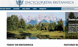 Today on Britannica