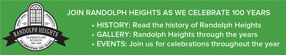 Randolph Heights Centennial