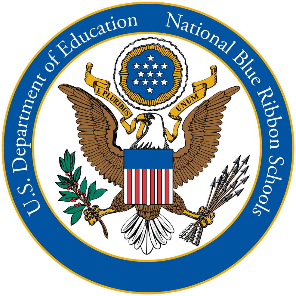 A National Blue Ribbon School of Excellence