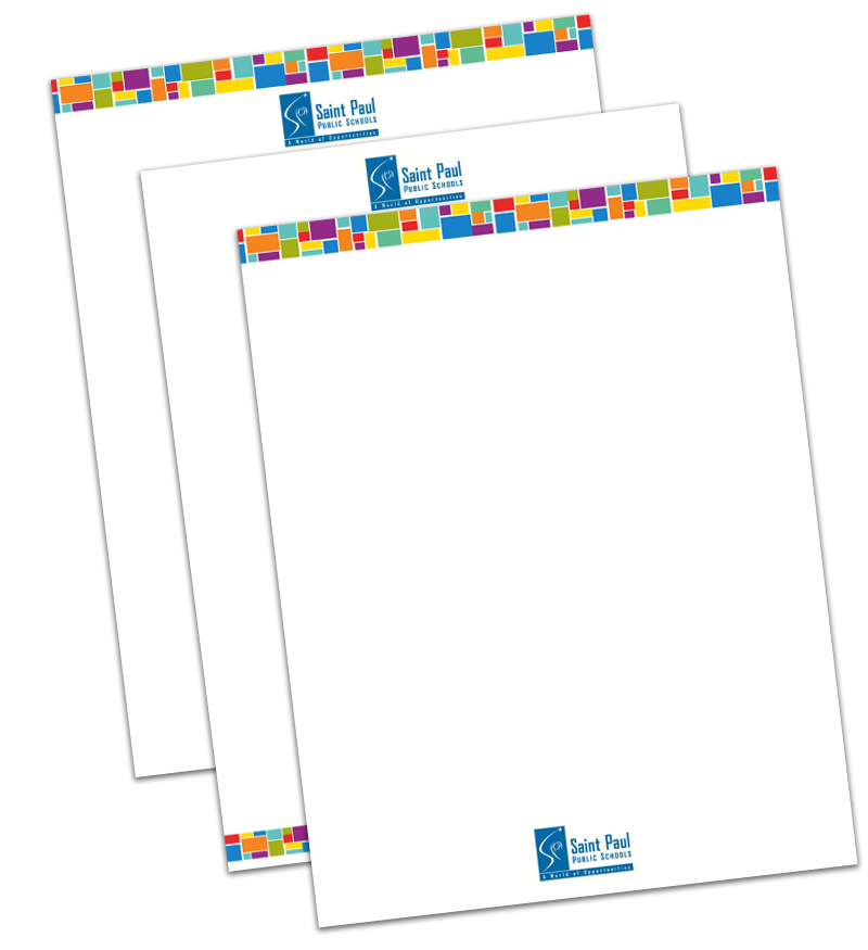 Blank Letter Template Stationery