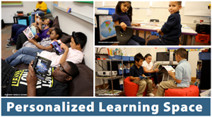 Personalized Learning Space