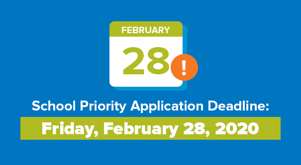 Application Deadline: Feb. 28