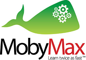 Click on picture to go to MobyMax website