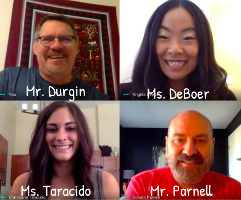 Meet the Second Grade Team