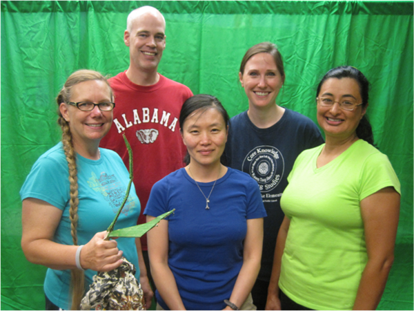 Enrichment Teachers: Kurt Hackett, Rebecca Hansing Jayne Meyer, Pang Kang, Juanita Ortiz