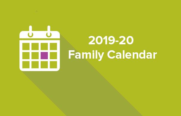 Spps Calendar.Back To School 2019 20 Back To School