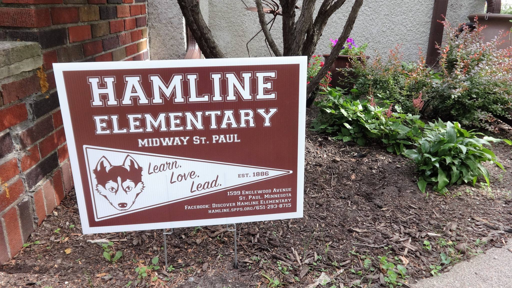 Hamline Elementary School / Homepage