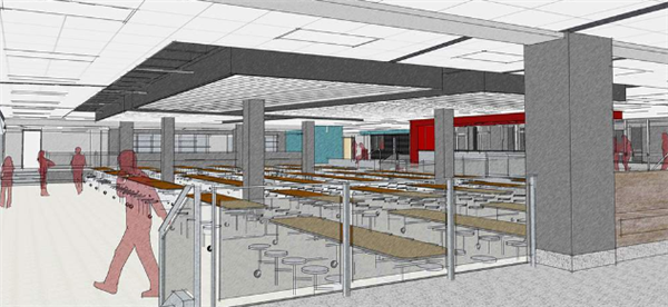 Planning Design And Construction Johnson Senior High