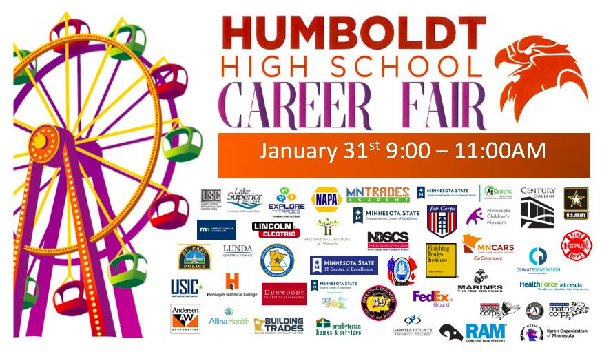 Humboldt High School Homepage
