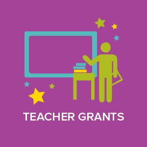 Teacher Grant Icon