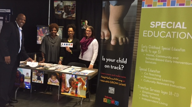 Photo of Special Education Fair