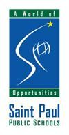 A World of Opportunities St. Paul Public Schools logo