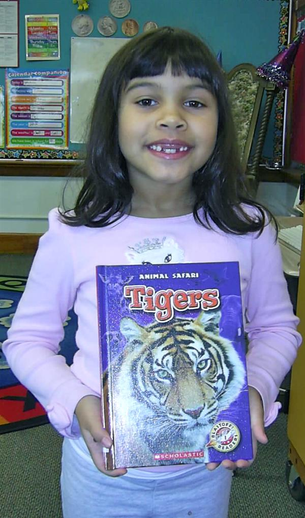 Non-fiction text for our research unit.