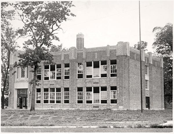 Horace Mann School 1930