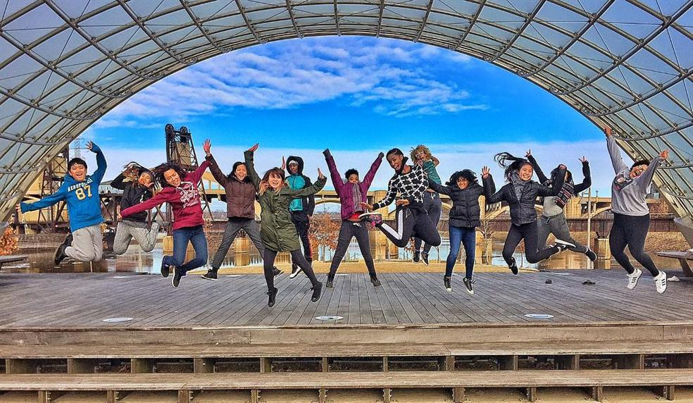 Hip Hop at Harriet Island