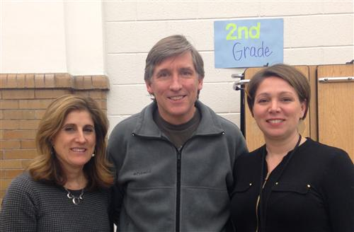 Ms. Joslin, Mr. Keith & Mrs. Sturm