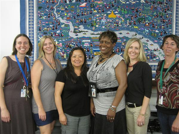 Fifth Grade Teachers: Stephanie DeFrance, Cherie Altman, Ly Vang TWI, Annie Gibson, Erika Chisholm, Brenda Levine